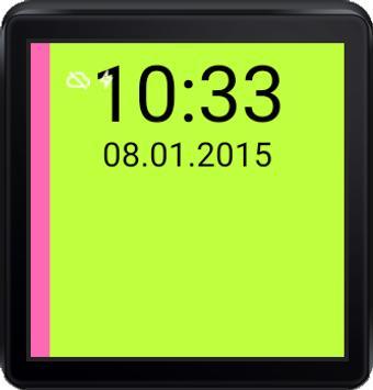 MatSta Watchface screenshot 1