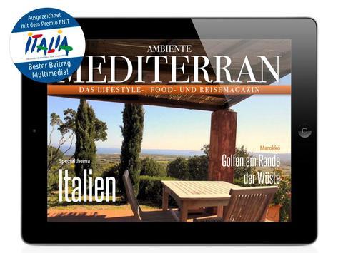 Ambiente Mediterran poster