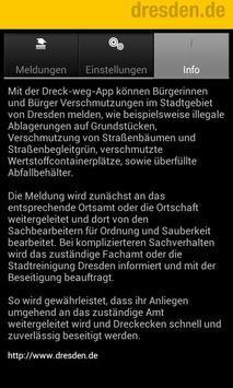 Dreck-weg-App poster