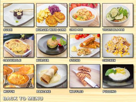 Quinoa Cookbook apk screenshot