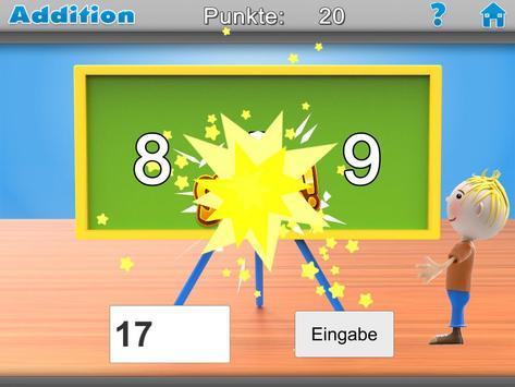 Max lernt Mathe screenshot 1