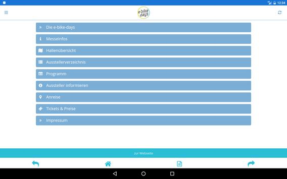 ebikedays screenshot 1