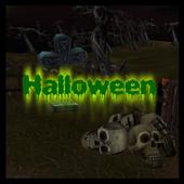 Halloween Mini Game LWP icon