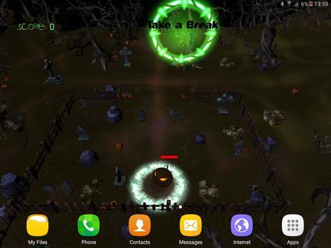Halloween Mini Game LWP apk screenshot