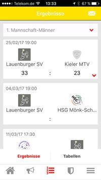 Lauenburger SV screenshot 2