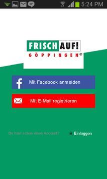 FRISCH AUF! Göppingen poster