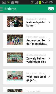 FRISCH AUF! Göppingen apk screenshot