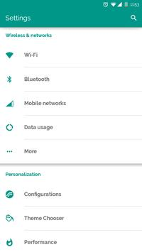 Raleway Font [Cyanogenmod] apk screenshot