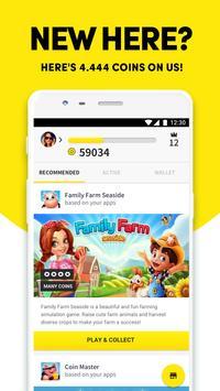 Fitplay: Apps & Rewards poster