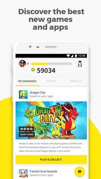 Fitplay: Apps & Rewards apk screenshot