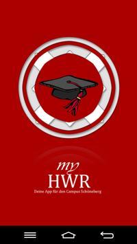 myHWR 2.x HWR Berlin Campus4u poster