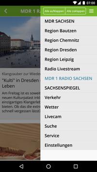 MDR Sachsen apk screenshot