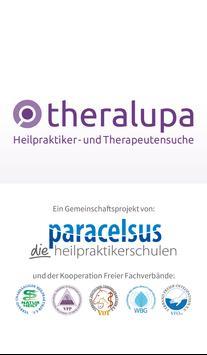 theralupa die alternative Therapeutensuche poster