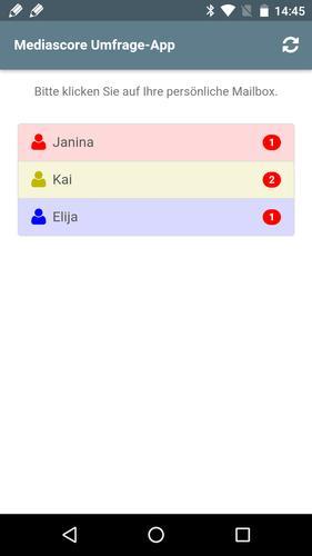 Mediascore Umfragen For Android Apk Download