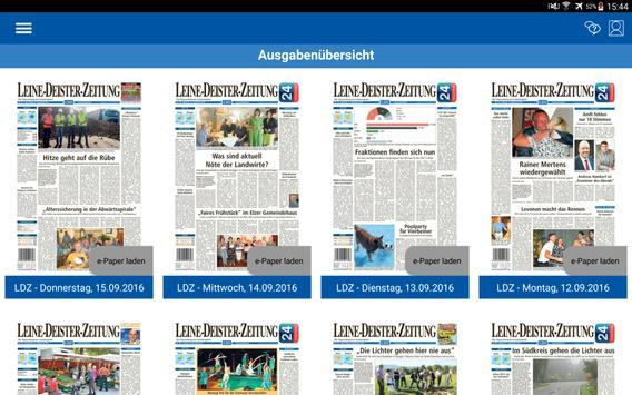 LDZ E-Paper apk screenshot