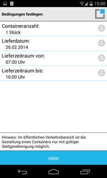 Mehlitz Containerapp apk screenshot