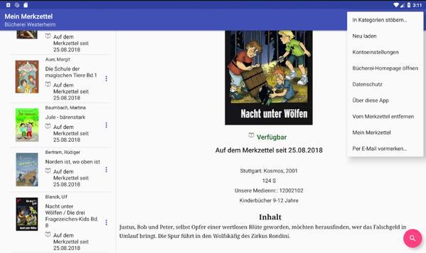 Meine Bücherei - Westerheim (Unterallgäu) screenshot 8