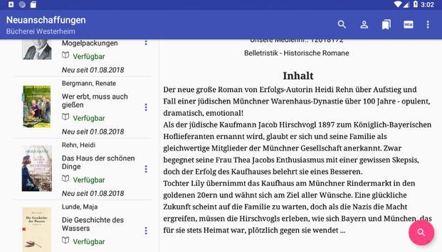 Meine Bücherei - Westerheim (Unterallgäu) screenshot 9