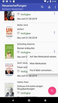 Meine Bücherei - Westerheim (Unterallgäu) screenshot 1