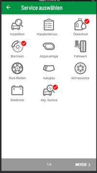 Castrol AUTO SERVICE screenshot 1