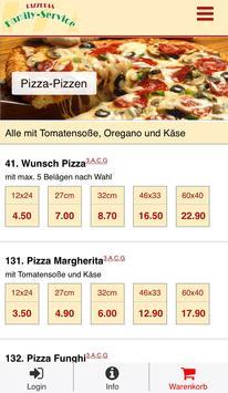 Pizzeria Family Service screenshot 1