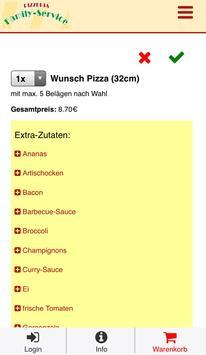 Pizzeria Family Service screenshot 2