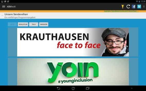 ABM-Medien apk screenshot