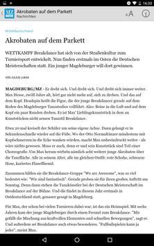 Mitteldeutsche Zeitung E-Paper screenshot 12