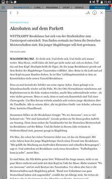 Mitteldeutsche Zeitung E-Paper screenshot 6
