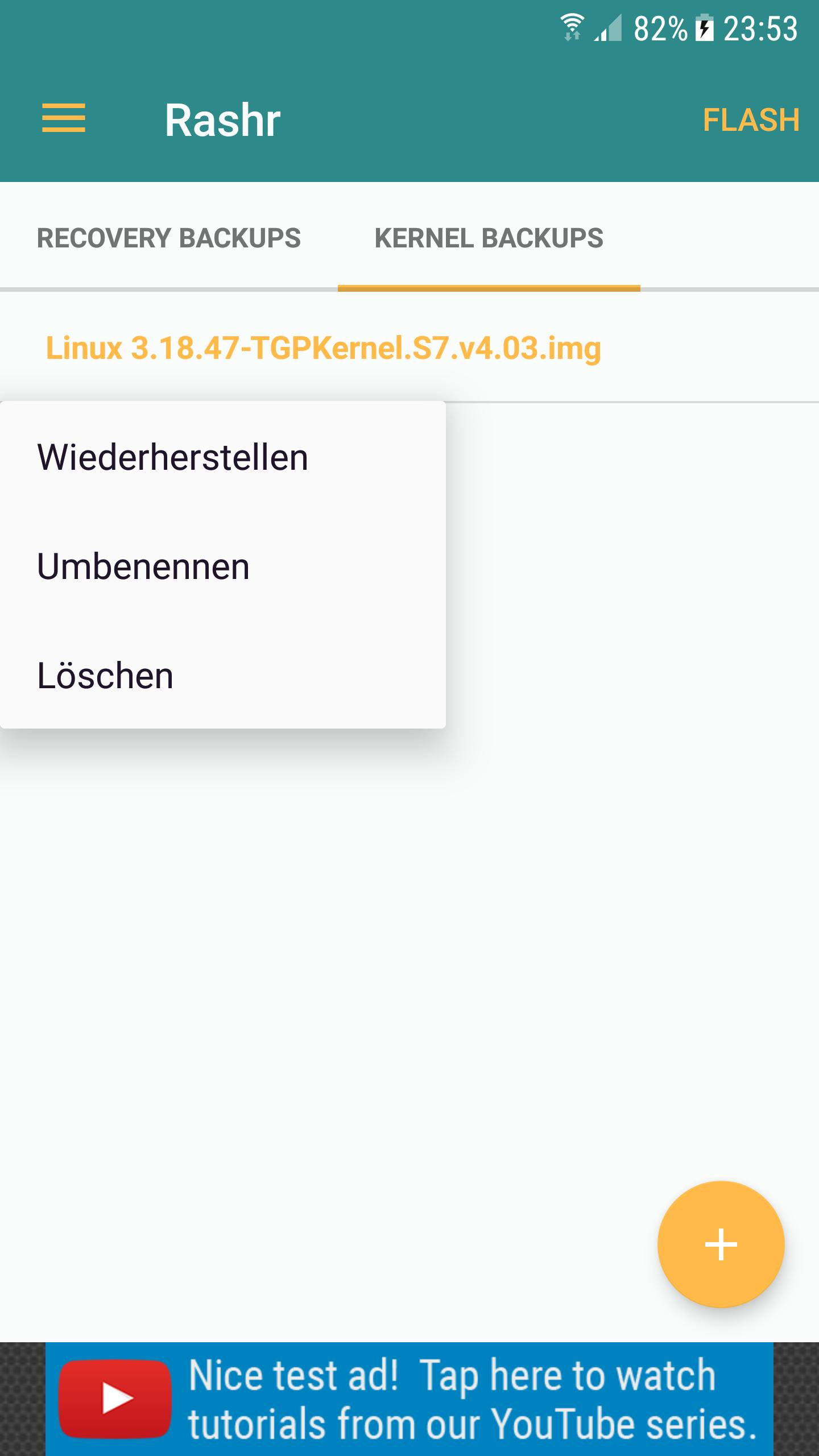 ROOT] Rashr - Flash Tool for Android - APK Download