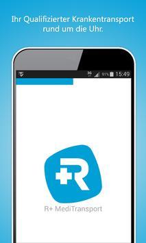 R+ MediTransport poster