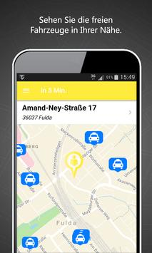 Taxizentrale Fulda poster