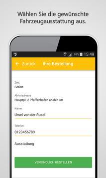 KutschnApp screenshot 1