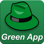 The Green App icon
