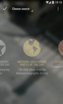 National Geographic for Muzei apk screenshot