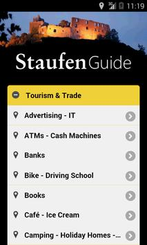 StaufenGuide (EN) apk screenshot