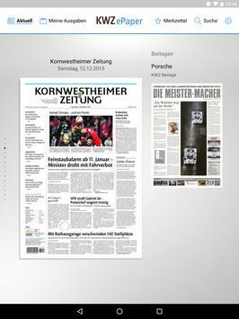 KWZ ePaper apk screenshot