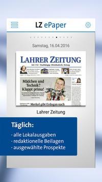 Lahrer Zeitung ePaper poster