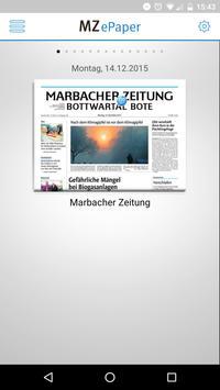 MZ ePaper poster