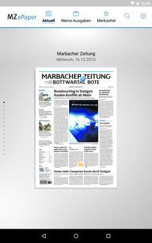 MZ ePaper apk screenshot
