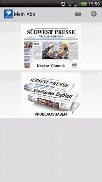 E-Paper Neckar-Chronik poster