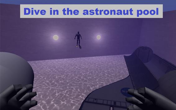 Astronaut VR screenshot 1