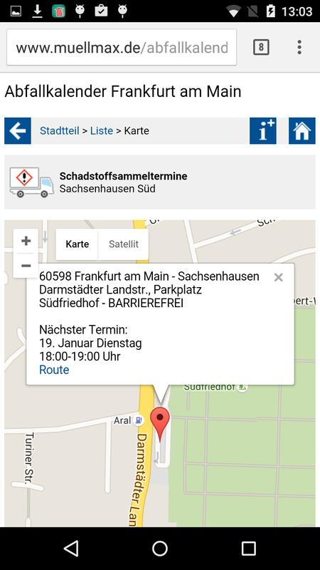 Müllmax Abfallkalender APK Download - Free Lifestyle APP for Android ...