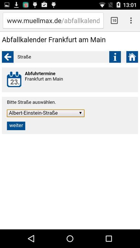Müllmax Abfallkalender APK-Download - Kostenlos Lifestyle APP für ...