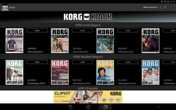 KORG KIOSK for Android - APK Download