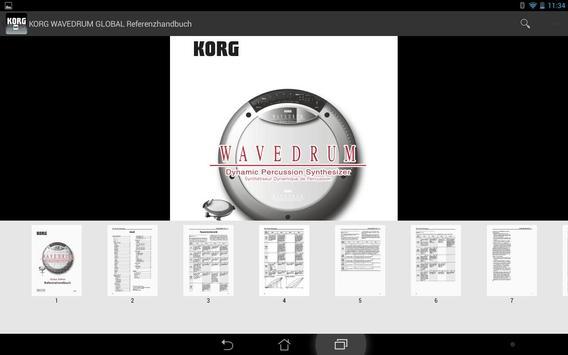 KORG KIOSK apk screenshot