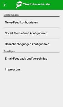 myTischtennis apk screenshot