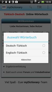 Türkisch Deutsch Wörterbuch screenshot 4