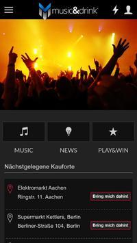 Music&Drink screenshot 1