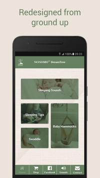 NONOMO DreamTree App poster
